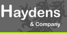 Haydens Estate Agents logo