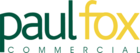 Paul Fox Commercial logo