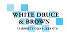 White Druce Brown logo