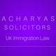 ACHARYA PROPERTY SERVICES Logo