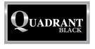 Quadrant Black logo