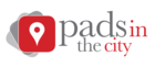 Pads in the City logo
