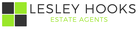 Lesley Hooks Estate Agents logo