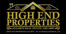 High End Properties Algarve logo