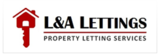 L&A Lettings Logo