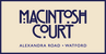 Lea Valley Homes - Macintosh Court logo