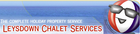 Leysdown Chalet Services
