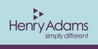 Henry Adams - New Homes logo