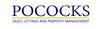 Pococks logo