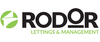 Rodor Lettings logo