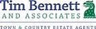 Tim Bennett and Associates logo