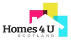 Homes 4 U Logo