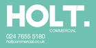 Holt Commercial logo