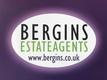 Bergins Estate Agents Logo