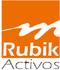 Rubik Activos logo