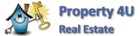 Property 4U Real Estate logo