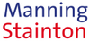 Manning Stainton - New Homes logo