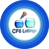 CF6 Lettings logo