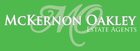 McKernon Oakley Estate Agents ltd logo