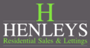 Logo of Henleys estate agents