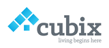 Cubix Estate Agents Logo