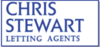Chris Stewart Lettings logo