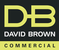 David Brown Commercial logo