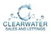 Clearwater Lettings logo