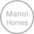 Manol Homes logo