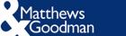 Matthews & Goodman logo