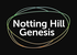 Notting Hill Genesis - Royal Albert Wharf logo
