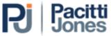 Pacitti Jones Logo