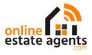 Online estate agents.com Logo