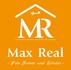 MaxReal BG logo