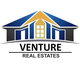 Venture Real Estates Logo