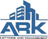 Ark lettings and management Logo