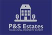 P AND S ESTATES logo