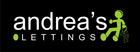 Logo of Andrea's Lettings
