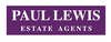 Paul Lewis Estate Agents logo