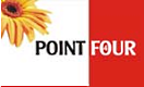 Point Four Logo