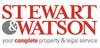 Stewart & Watson logo