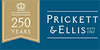 Prickett & Ellis logo