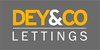 Dey and Co Lettings logo