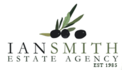 Ian Smith Estate Agency logo