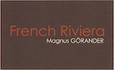 French Riviera (Sarl SGMG) logo