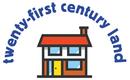 Twenty-First Century Land Logo