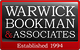Warwick Bookman & Associates logo