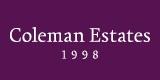 Coleman Estates Logo