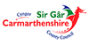 Camarthenshire County Council logo