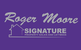 Roger Moore Signature Sales and Letting logo